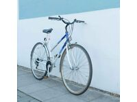 """90s Raleigh Pioneer - Fully Serviced - 22"""" frame - suit rider 5'8-6'4"""""""