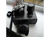 Olympus OM-D E-M10 Mk.II Twin Lens Kit