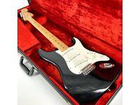 2006 Fender American Vintage '70s Stratocaster – Black - Trades