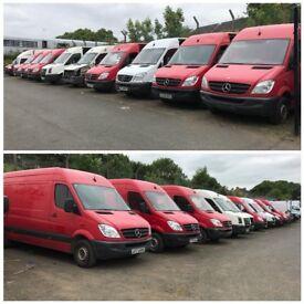All mercedes sprinter parts available J&f trucks & vans mallusk