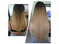 HAIR EXTENSIONS £1.50 per lock, Easilocks, Mini locks, micro rings, La weave, weave