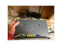 Vodafone Gigafast fiber to home router