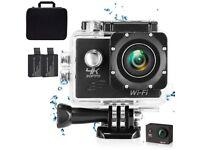 4K Action Camera waterproof