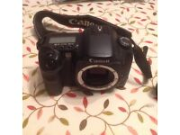 Canon EOS10d Digital Camera & battery charger- excellent condition