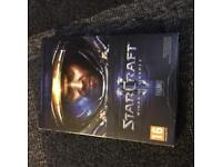 Starcraft 2 II wings of Liberty PC