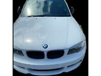 M Sport 1 Series coupe BMW edition 62 Plate