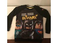 Lego super heroes jumper (9-10yrs)