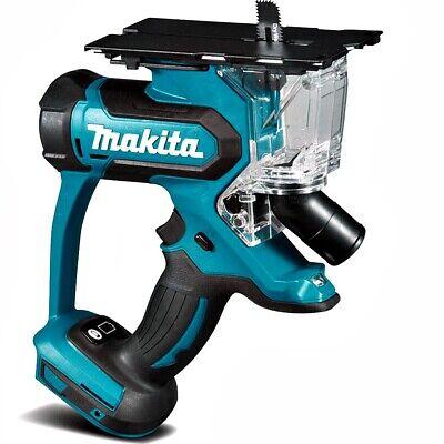 Makita Dsd180z Lxt Cordless Drywall Cutter Handy Saw 18v Max Li-ion Bare Tool