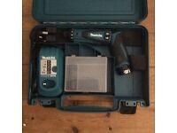 Makita DF010D 7.2v electric drill