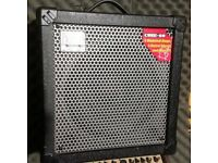 60watt guitar amp. Built in effects. Reverb, Delay, Chorus, Tremolo, Phase.