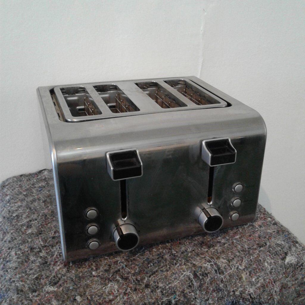 a08b77b7bfb Igenix Toaster 4 Slots Model - IG3204