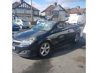 Vauxhall Astra twintop cdti 1.9 57 plate