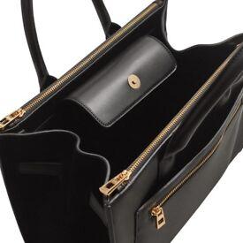Women Handbags & purses Mango Mango - Black 'Dora' shopper bag