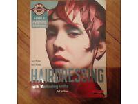 Hairdressing book NVQ/SVQ level 2