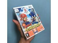 Mario Kart Olympics Wii