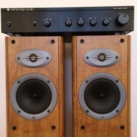 Cambridge Audio Amplifier & Celestion Speakers