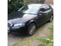 Damaged Audi A3 1.9 tdi 2004