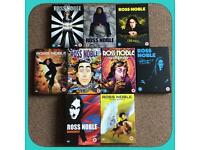 Ross Noble DVD collection