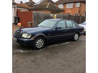 MERCEDES S320 L W140 S CLASS CLASSIC - OPEN TO OFFERS
