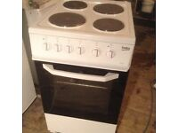 Below electric cooker,next to new condition,£75.00