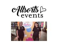 EVENT PLANNERS: WEDDINGS, BIRTHDAYS, ANNIVERSARIES AND ALL OTHER SPECIAL OCCASIONS 😀