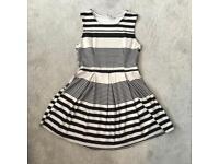 Newlook Generation Striped Dress - 14-15y