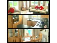 LIGHT & SPACIOUS Static Caravan For Sale - 2017 Site Fees Included