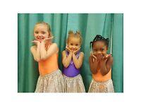 CHHILDREN'S DANCE CLASS!!!!