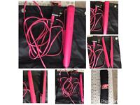 Ghd hot pink limited edition mark 4 hair straighteners