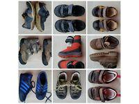 Clarks Quechua Geox Pepino Adidas Timberland Boys Shoes UK 3.5 4 4.5 5 6.5 7 8H