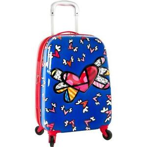Heys America Britto Tween 3D Pop Up Spinner Luggage
