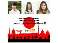 ★★Learn Japanese with qualifield and experienced teachers in Central London ★★