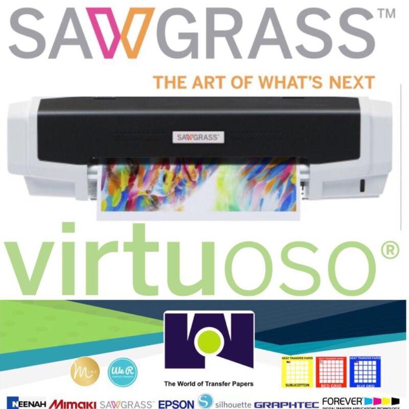 Sawgrass Virtuoso VJ628 Printer + Installation Kit, NO INK, FREE SHIPPING