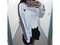 Adidas strings jacket
