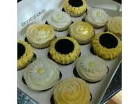 Cupcakes - Home Baked - Parbzbakes