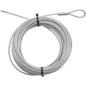 WINCH REPLACEMENT ROPE ATV WARN SUPERWINCH 2500LBS