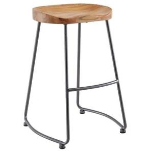 Natural Counter Stool Sale-WO 7646 (BD-2531)