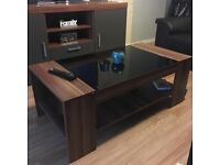 Tv unit / sideboard and Coffe table