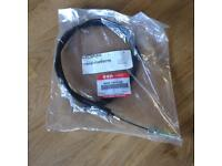 Unopened clutch cable. x1