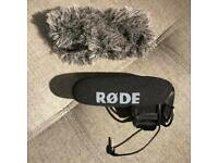 🎤 Rode VideoMic Pro On Camera Microphone with Deadcat windshield