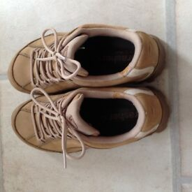 Ladies Brasher gore text walking shoes size 5