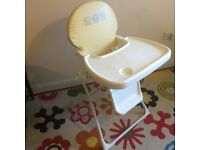 Beanstalk Baby High Chair.