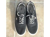 Mens boys Vans style Next shoes