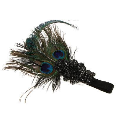 er 20er Jahre Kopfschmuck 1920er Jahre Flapper Stirnband (1920er Jahre Schmuck)