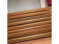 JOBLOT OF Matching brass coloured frames ALL IDENTICAL