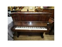 Bechstein Upright Piano Rosewood By Sherwood Phoenix Pianos