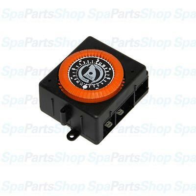 Intermatic Pool Spa Hot Tub Time Clock Mechanism PB913N 115V SPST 24Hr PB813 ()