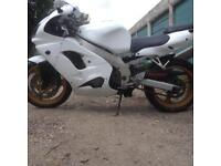 Ninja motorbike
