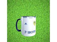 Leeds Shirt Mug, Coaster & Placemat Set
