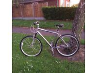 """Giant hybrid 20"""" bike"""